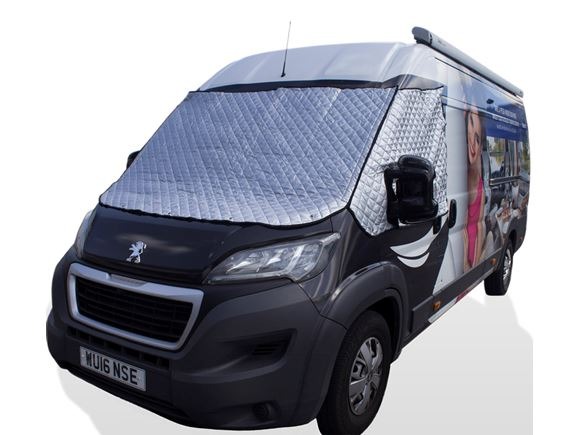 Peugeot Boxer Insulated Windscreen Cover product image