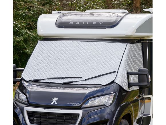 Read more about Insulated Windscreen Cover - Peugeot Cab product image