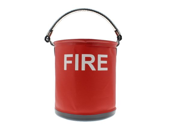 Colapz Fire Bucket - Red product image