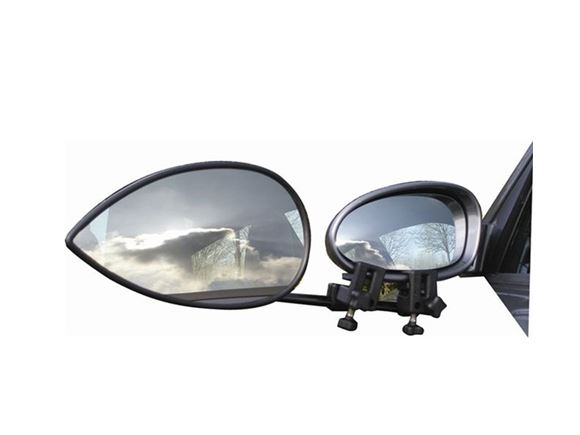 Milenco Aero 3 Towing Mirrors Convex - Twinpack product image
