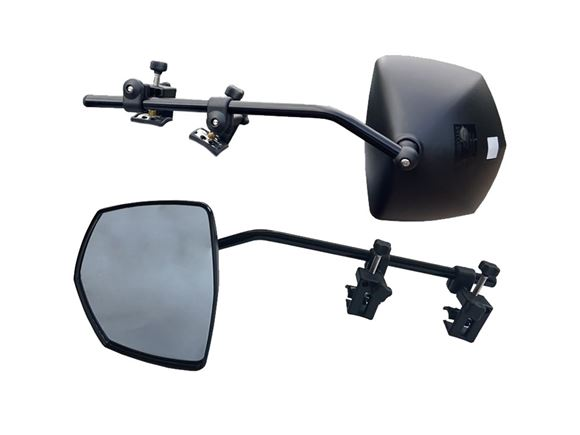 Milenco Grand Aero Platinum Towing Mirrors product image