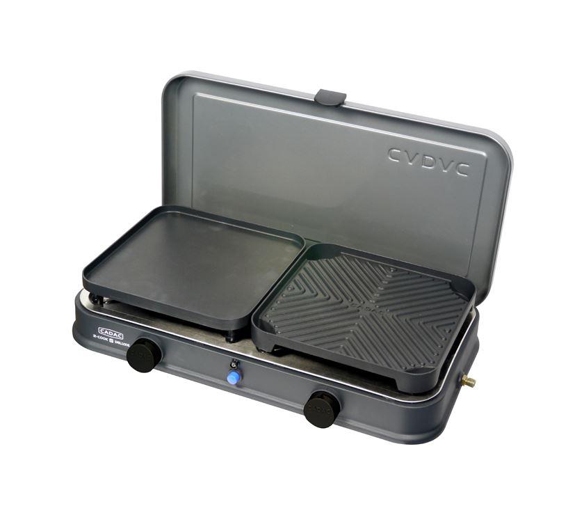 Cadac Bbq 2 Cook 2 Pro Deluxe Prima Leisure