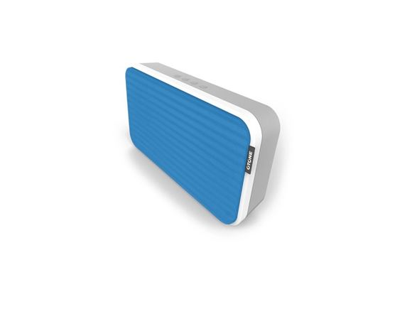 BluWall Portable Bluetooth Speaker - Multicoloured product image