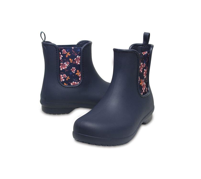 ba558de0255 Crocs Freesail Chelsea Boot Womens Wellies
