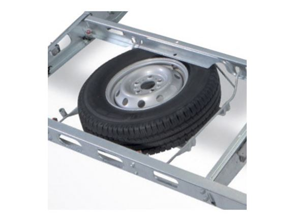 "Autograph II 15"" Spare Wheel & Carrier Kit product image"