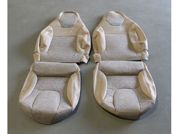 Read more about AE1 Vinyl Cab Seat Cover (Pair) - Queensway product image