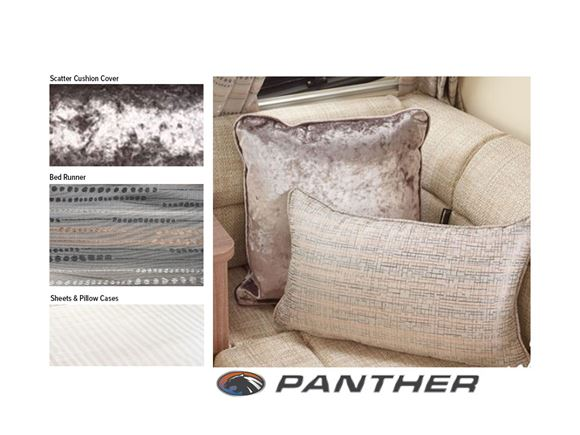 Bedding Set Panther 440 Fixed Bed product image