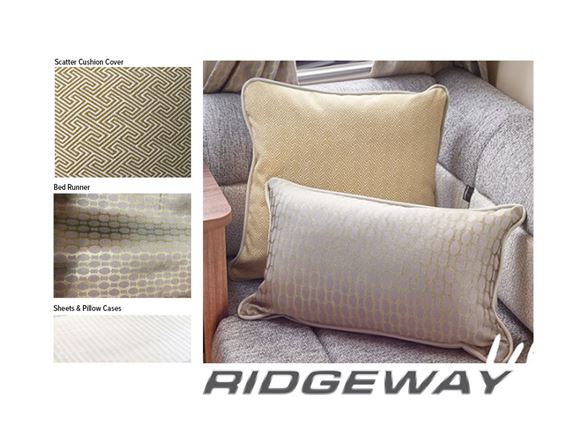 Bedding Set Ridgeway 440 Fixed Bed product image