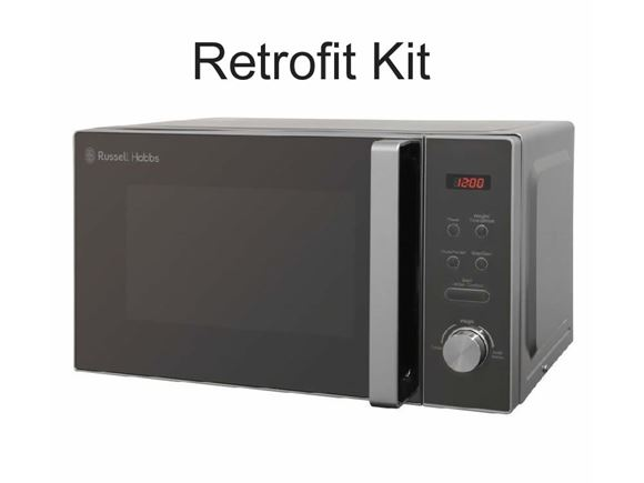 AH2 Russell Hobbs Microwave Retro Fit Kit product image