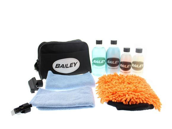 Bailey Motorhome & Caravan Cleaning Kit product image