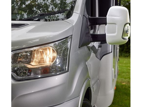 Read more about Adamo Ford Cab Protection Pack - White product image