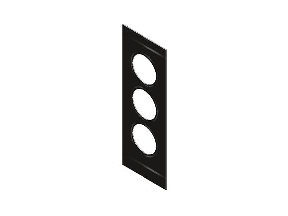 AG1 Porto Table Store Wine Rack Face Panel product image