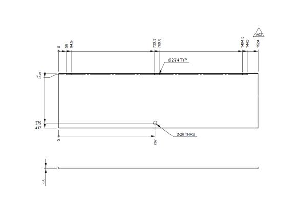 AH3 744 742 Robe Door (Revision A02) product image