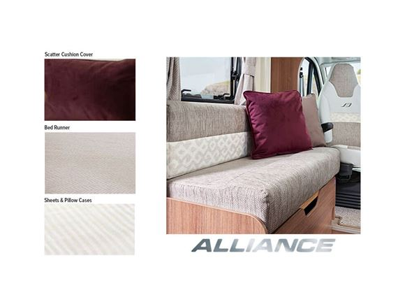 Bedding Set Alliance SE Twin Bed - Finchley product image