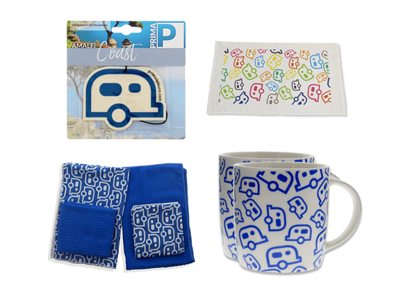 Caravan Print Collection product image