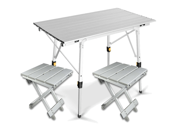 Aluminium Table Set product image