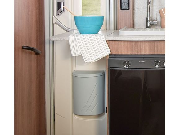 Bailey Motorhome Exterior Door Waste Bin product image