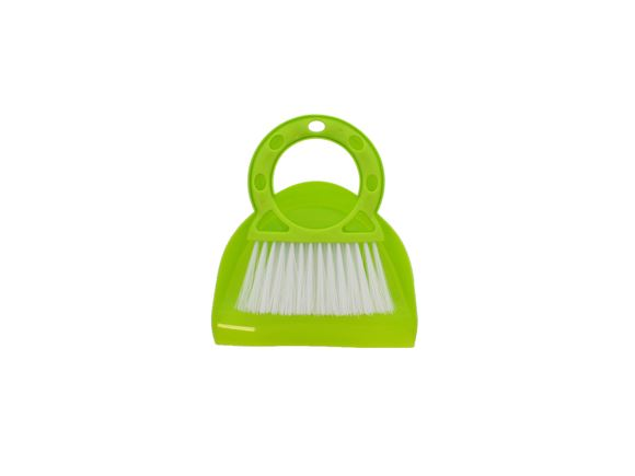 PRIMA Compact Dustpan & Brush Set - Green product image