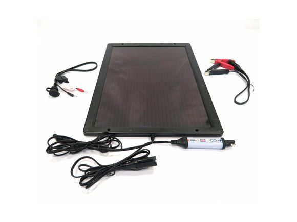 Milenco Optimate Solar - 12V Battery Maintainer product image