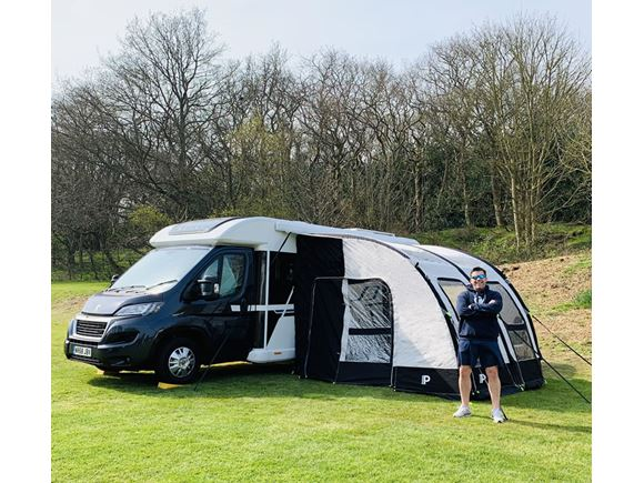 PRIMA MotorDeluxe Infinity Air Awning product image