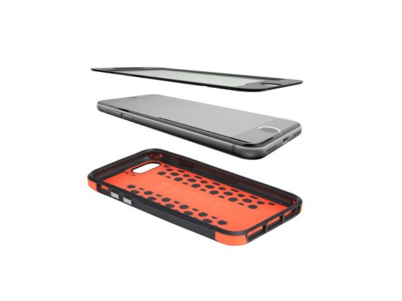 Thule Atmos X4 for iPhone 7 Plus - Coral/Black product image