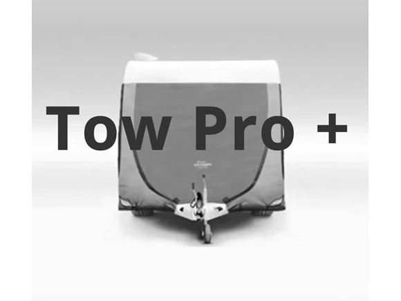 Tow Pro Plus Towing Cover for Bailey Caravans product image