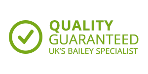 Quality guaranteed - UK's Bailey Specialist