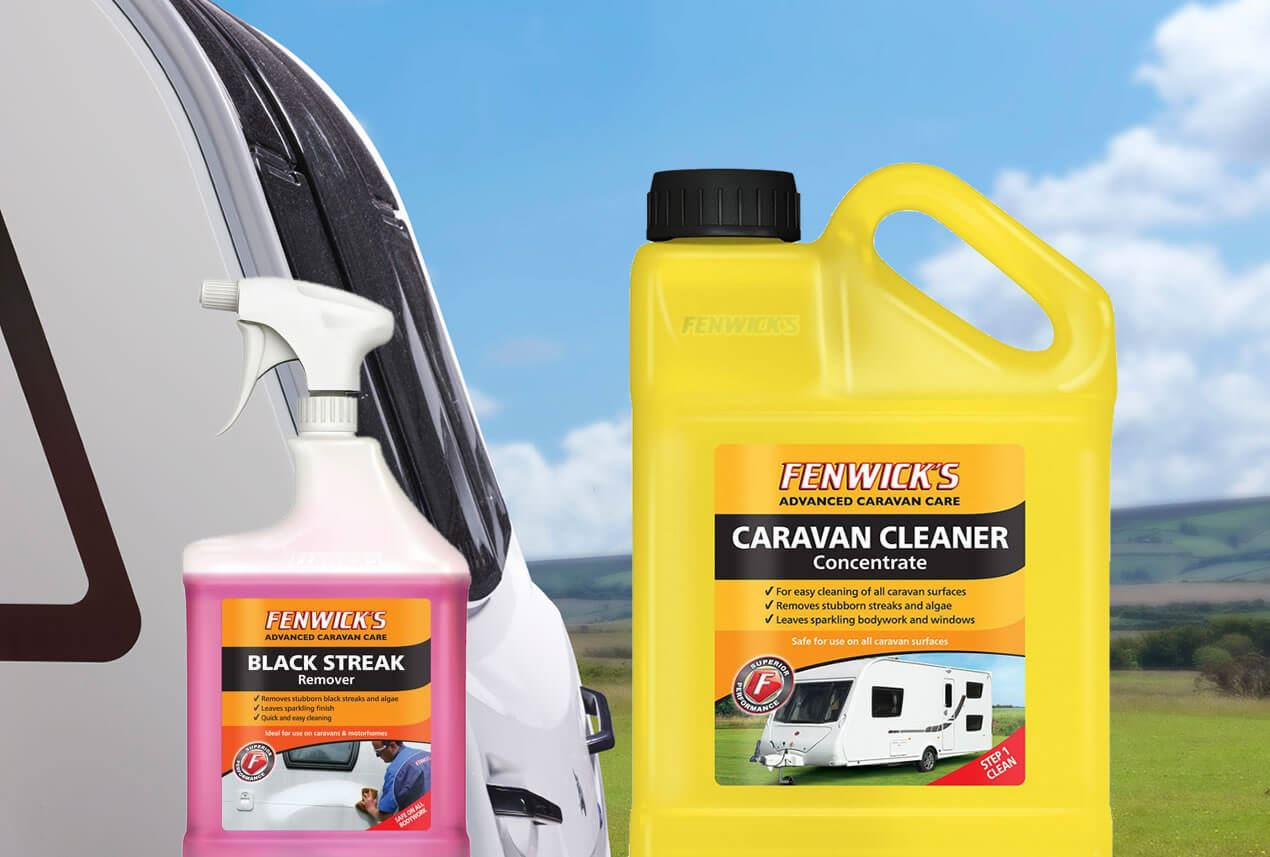 Prima Leisure The Home Of Bailey Parts For Caravans Motorhomes Caravan Wiring Diagram Find Out More Fenwicks Cleaning Range