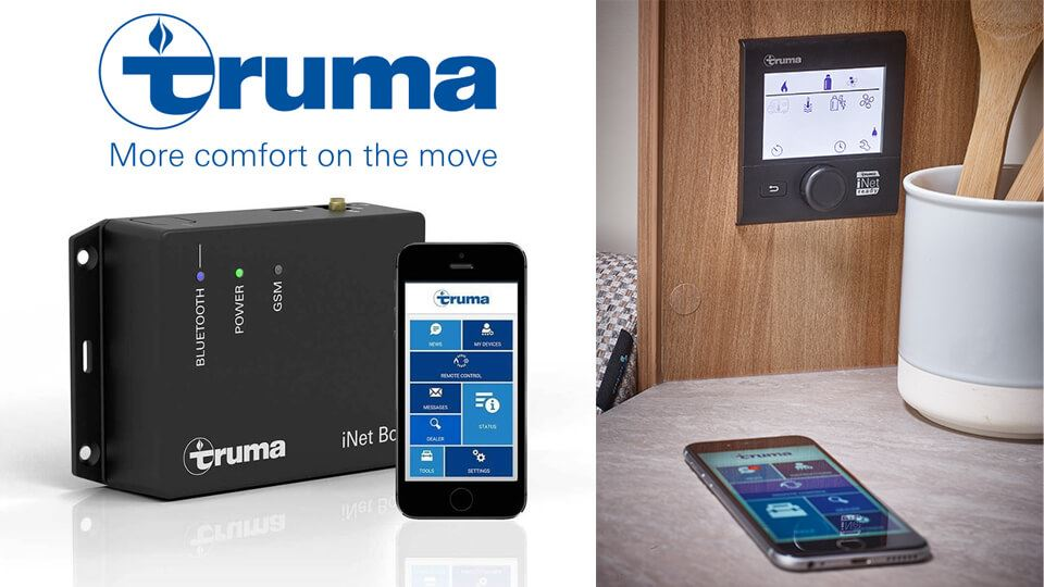 Control your Comfort with Truma iNet